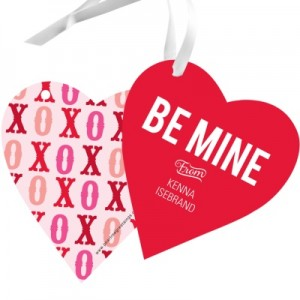 Valentine Gift Tags -- Simply Heart worthy
