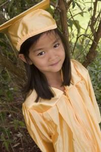 grade school graduate