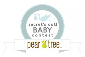 Secret's Out Baby Contest