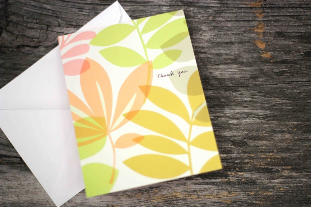 Mother's Day Gift Ideas #peartreegreetings #stationery #thankyou