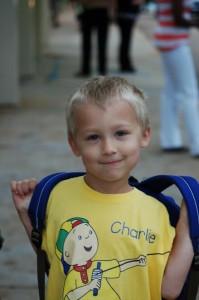 Charlie Kindergarten