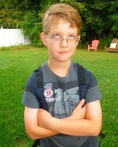 Connor 5th grade