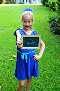 Ellie 3rd grade