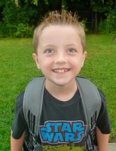 Noah 2nd grade