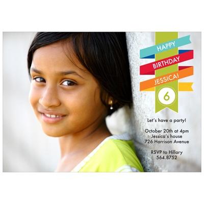 Rainbow bright kids birthday party ideas #peartreegreetings #kids #birthday #rainbow