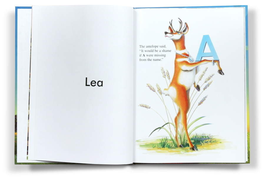 My Very Own Name - Personalized Children's Books