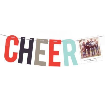 Modern Cheer Christmas Cards