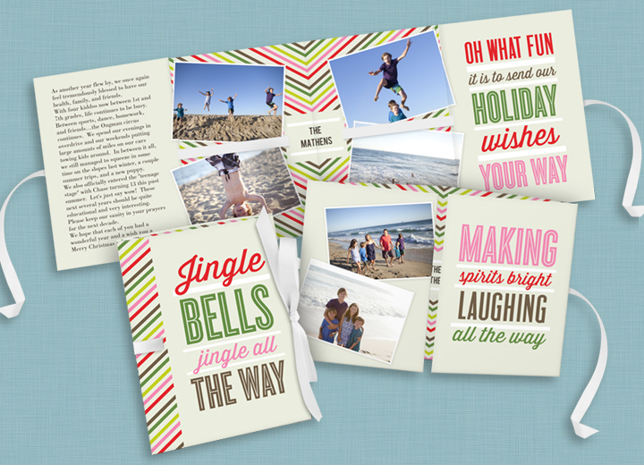 Blissful Bells Booklet - Christmas Cards
