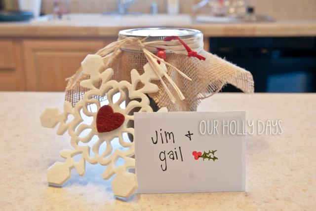 Christmas Notelette Idea