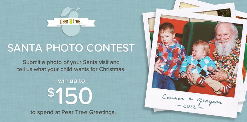 Santa Photo Contest