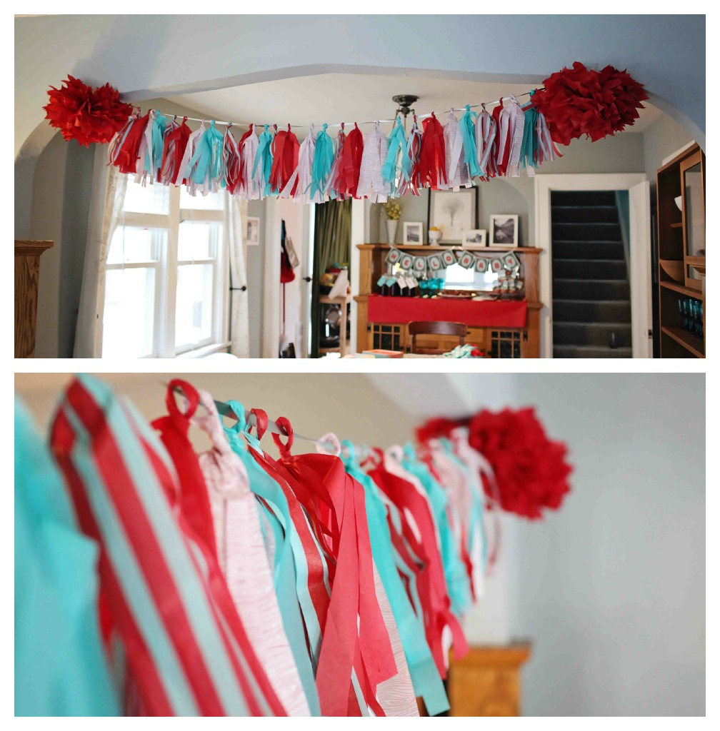 Bicycle Theme Baby Shower Ideas   Pear Tree Blog