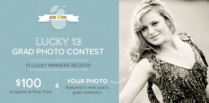 Lucky 13 Grad Photo Contest