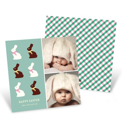 Happy Easter Cards -- Sweet Tooth Bunnies