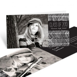 Graduation Announcements -- Fringe Benefits