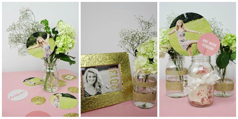Graduation Party Ideas  sc 1 st  Pear Tree & Glam Graduation Party Ideas | Pear Tree Blog