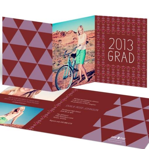 College Graduation Announcements -- Southwest Style