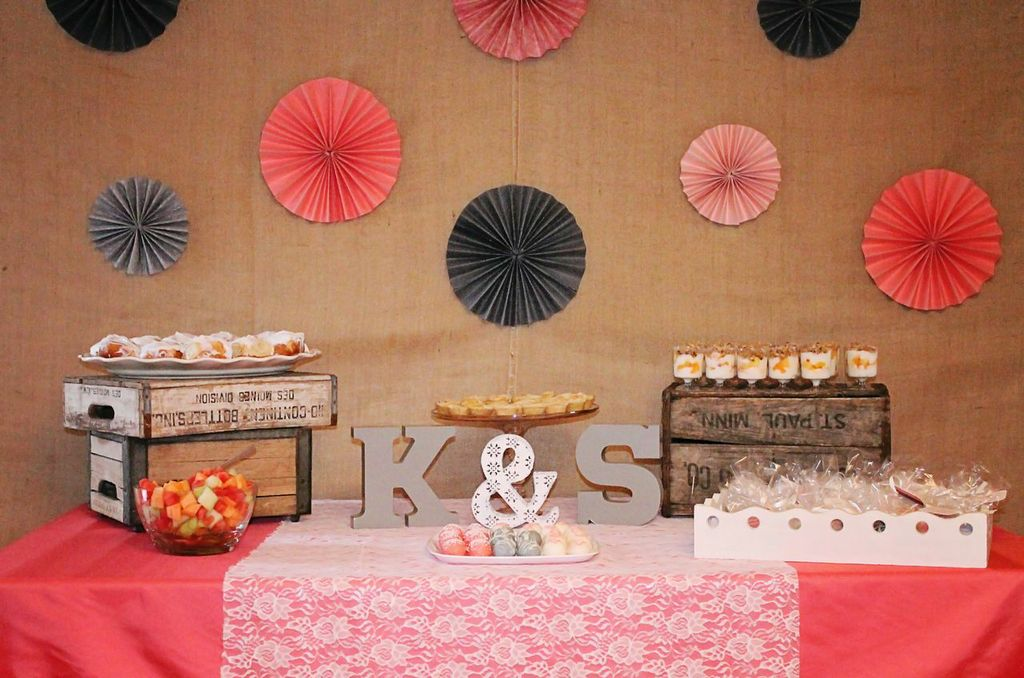 d259b38e663e Rustic + Elegant Bridal Shower Ideas
