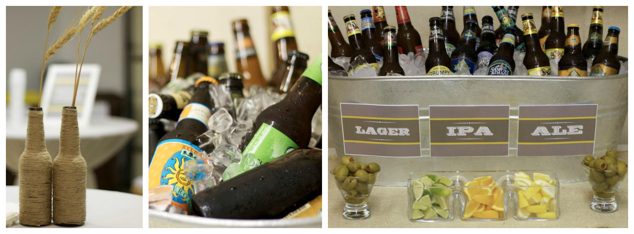 Beer Tasting Party Ideas