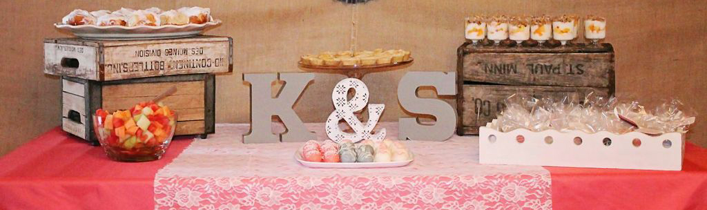Rustic Elegant Bridal Shower Ideas