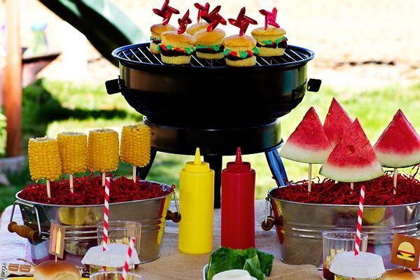 Summer party ideas party food pear tree blog for Summer party menu ideas