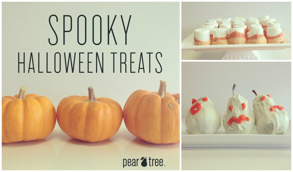 Spooky Halloween Treat Ideas