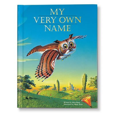My Very Own Name Personalized Children's Books