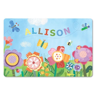 The Dreamy Day Personalized Kids Placemats