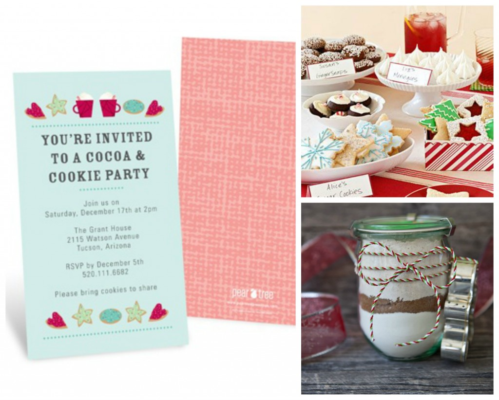 Cookie Exchange Christmas Party Ideas