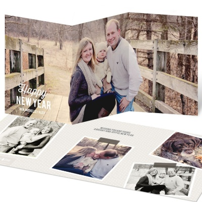 Photogenic Year New Year's Photo Cards
