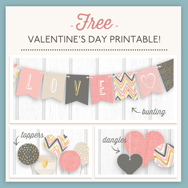 graphic relating to Valentines Printable Free named Totally free Valentines Working day Printables! Pear Tree Weblog