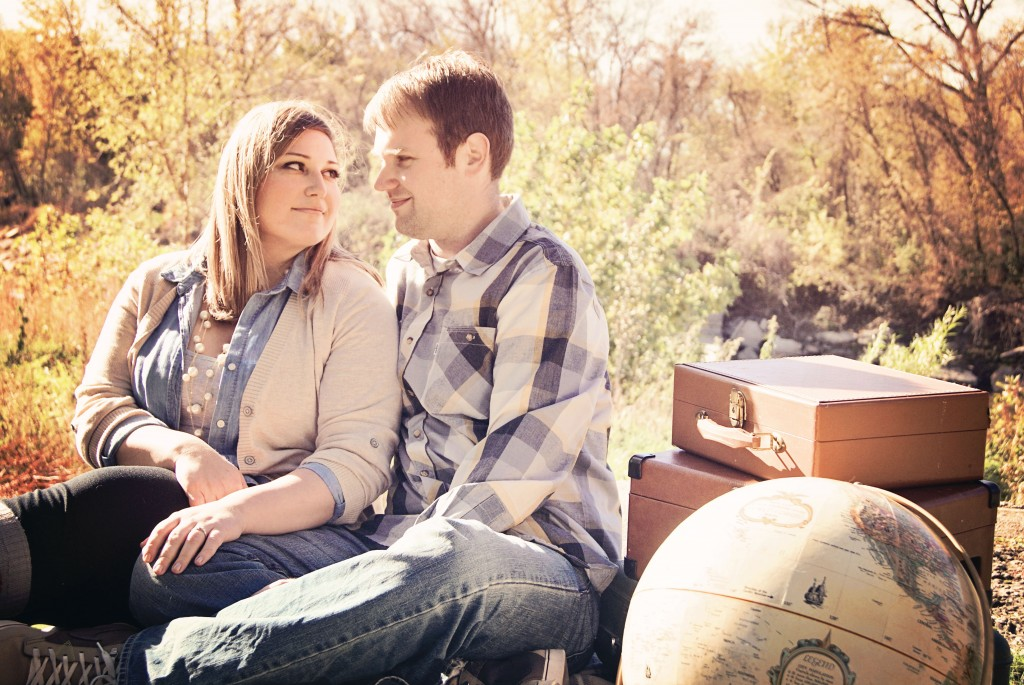 Kelsey & Andy: Engagement Photo Ideas #peartreegreetings #weddingideas