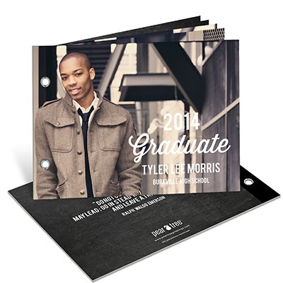 Our Most Unique Graduation Announcement Ideas: Golden Pears #peartreegreetings #graduationideas #graduationinvitations