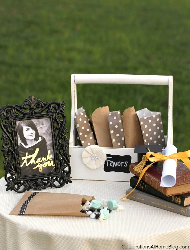 Graduation Party Ideas From Celebrations At Home Blog