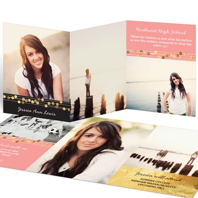 Here's a look at the top five products others are buying at #peartreegreetings this month! #graduation #graduationinvites