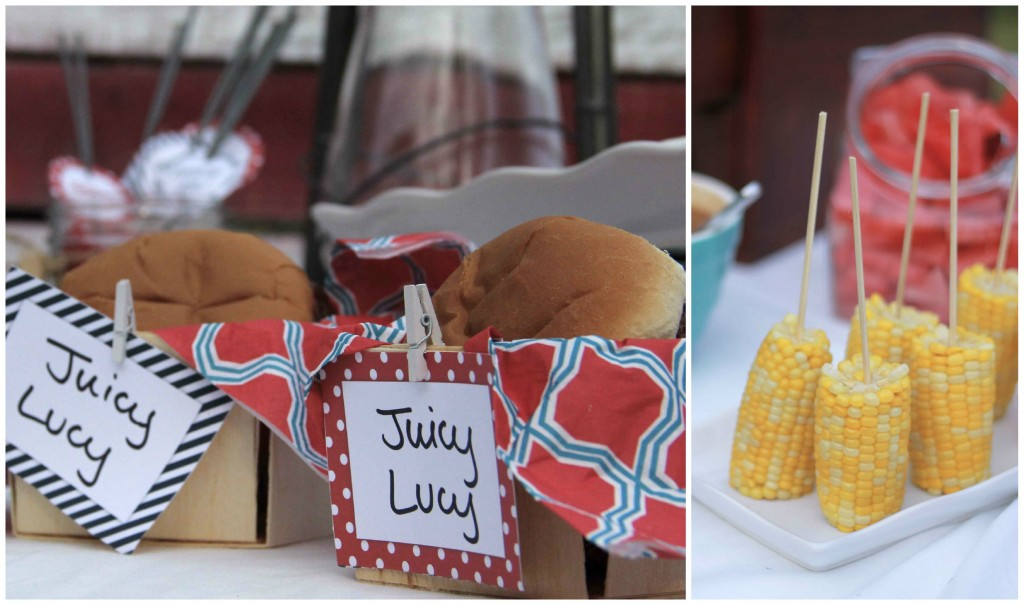 Here are some of @peartreegreet favorite 4th of July party ideas! #4thofJuly #partyideas #4thofJulyfoodideas