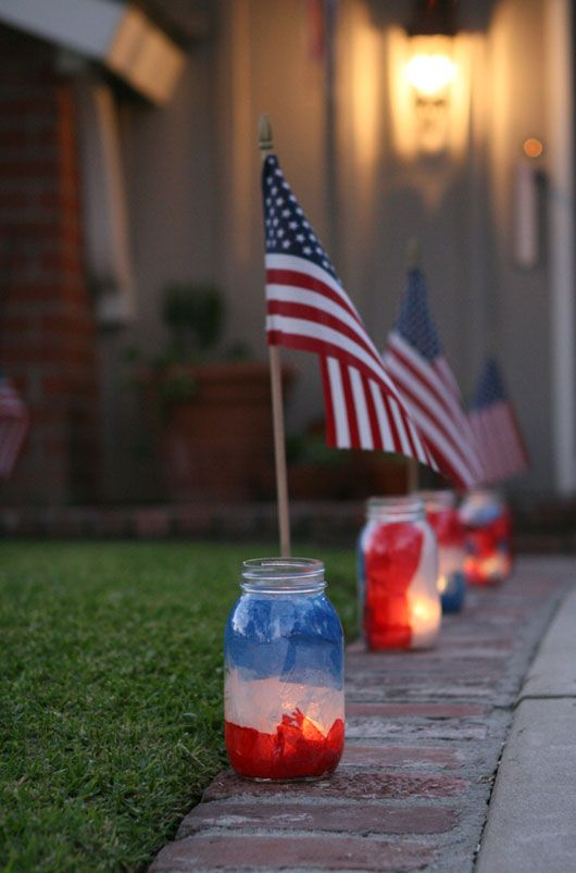 Here are some of @peartreegreet favorite 4th of July party ideas! #4thofJuly #partyideas
