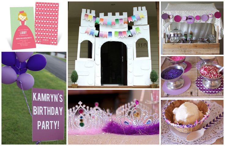 See the top kids birthday party ideas from @peartreegreet #kidsbirthdaypartyideas #peartreegreetings #birthdayparty #princess