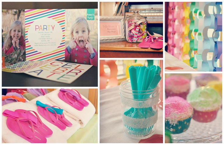 See the top kids birthday party ideas from @peartreegreet #kidsbirthdaypartyideas #peartreegreetings #birthdayparty #spa