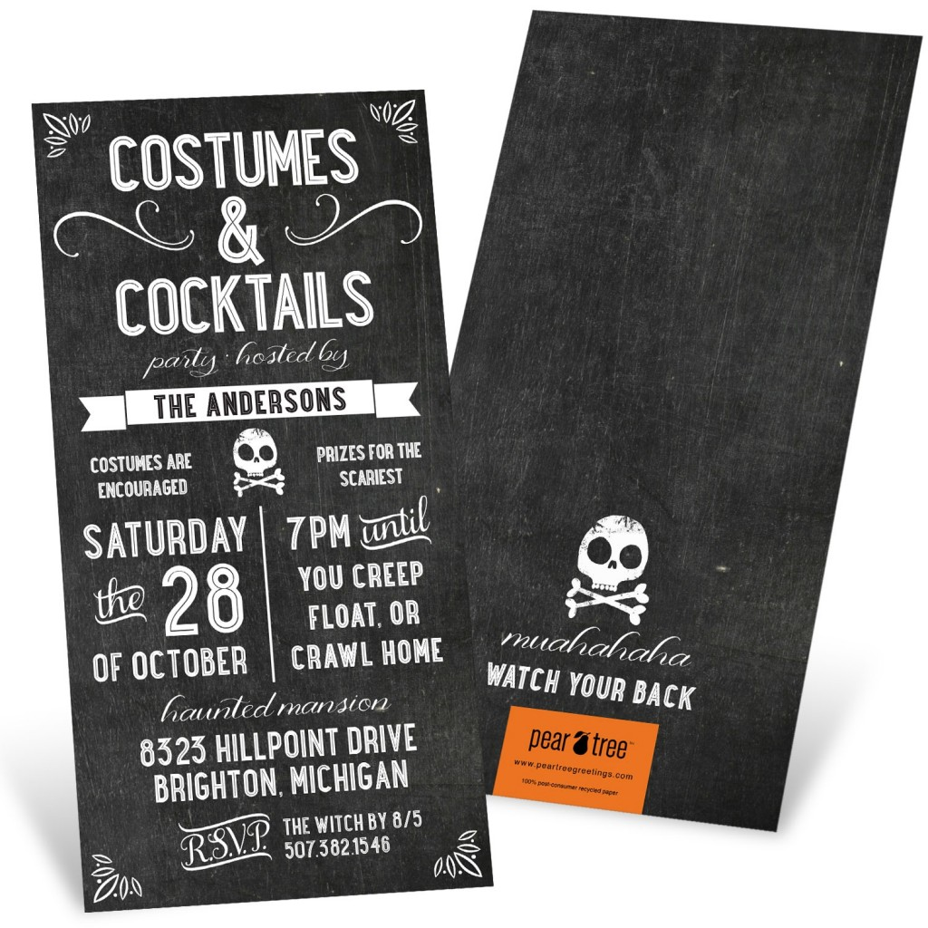Top products and ideas pinned from #peartreegreetings! #toppinned #halloween #halloweeninvitations