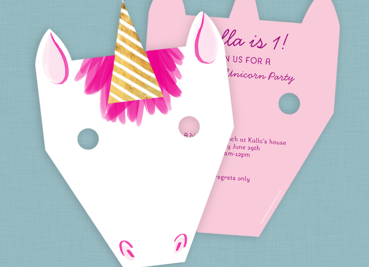 Use These First Birthday Ideas To Inspire Your Party Unicorn Peartreegreetings Birthdayparty