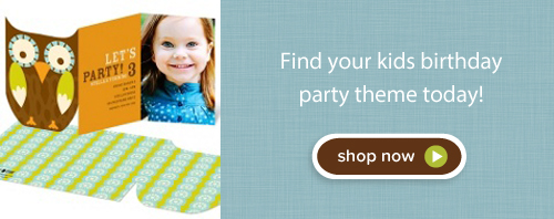 Shop our kids birthday invitations today!
