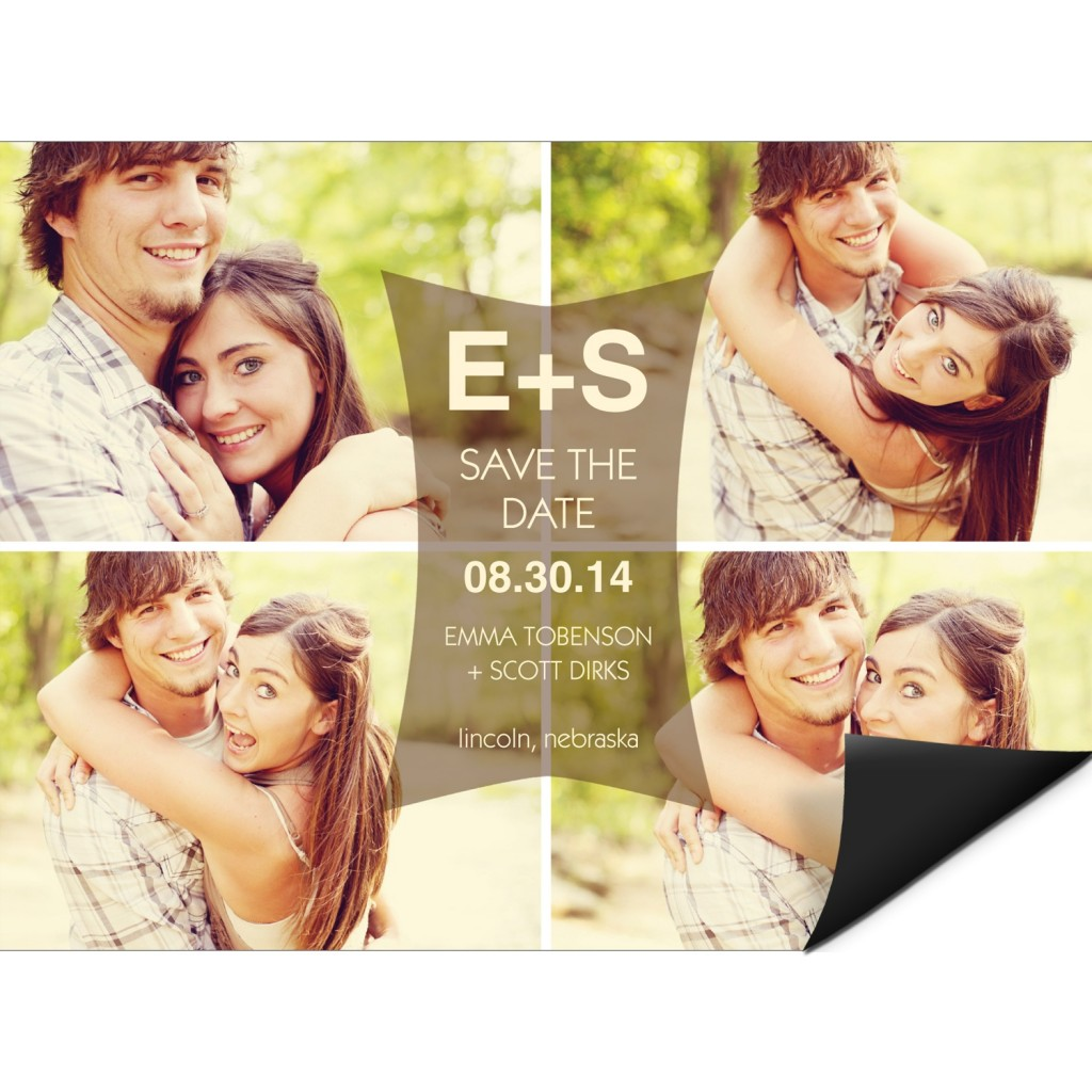 Best-selling save the dates
