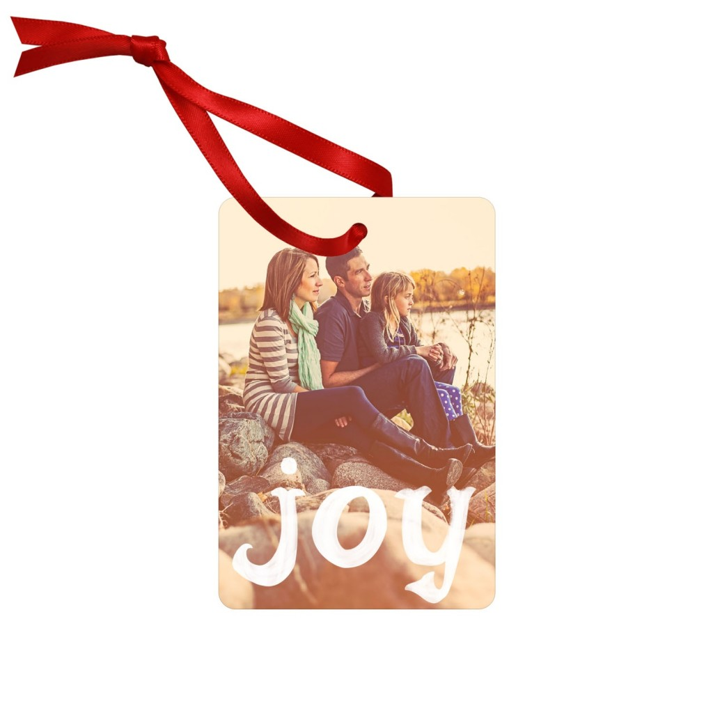 Photo Joy Personalized Ornaments