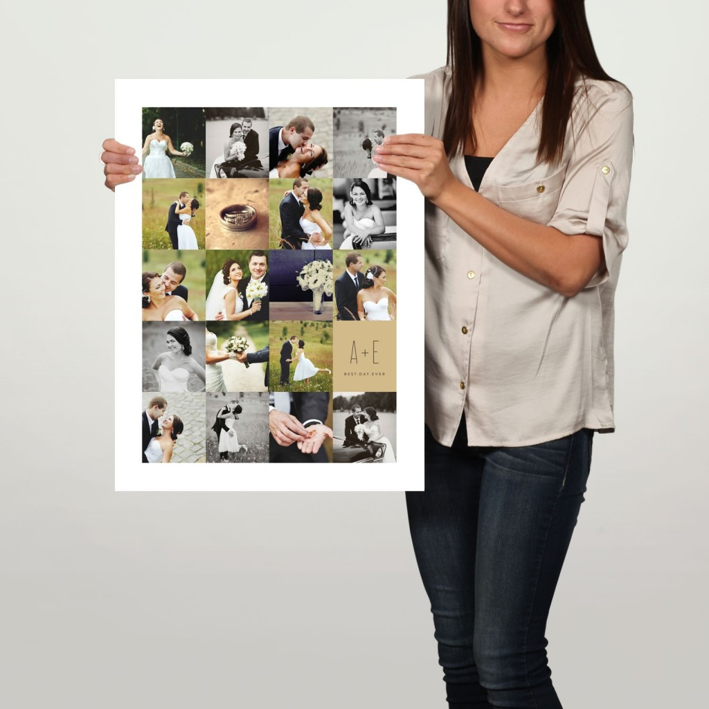 Tall Collage 18x24 Custom Posters $24.99