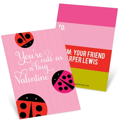Valentine's Day wording ideas