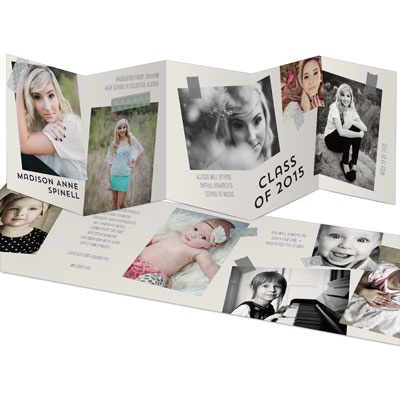 Graduation announcement ideas
