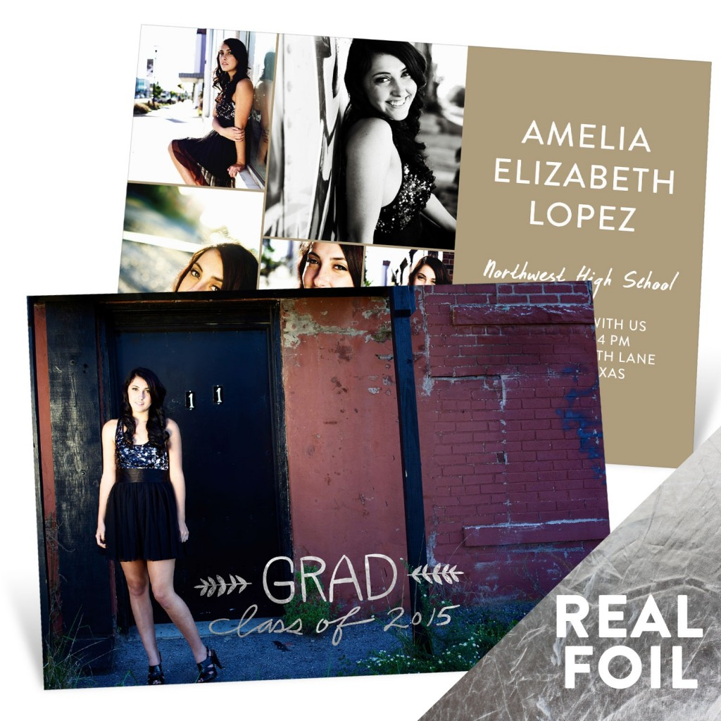 Graduation invitation ideas