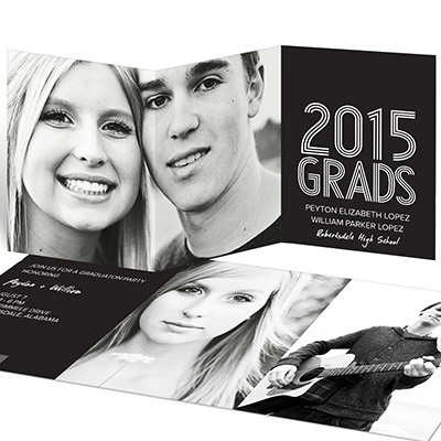 Joint Graduation Announcements