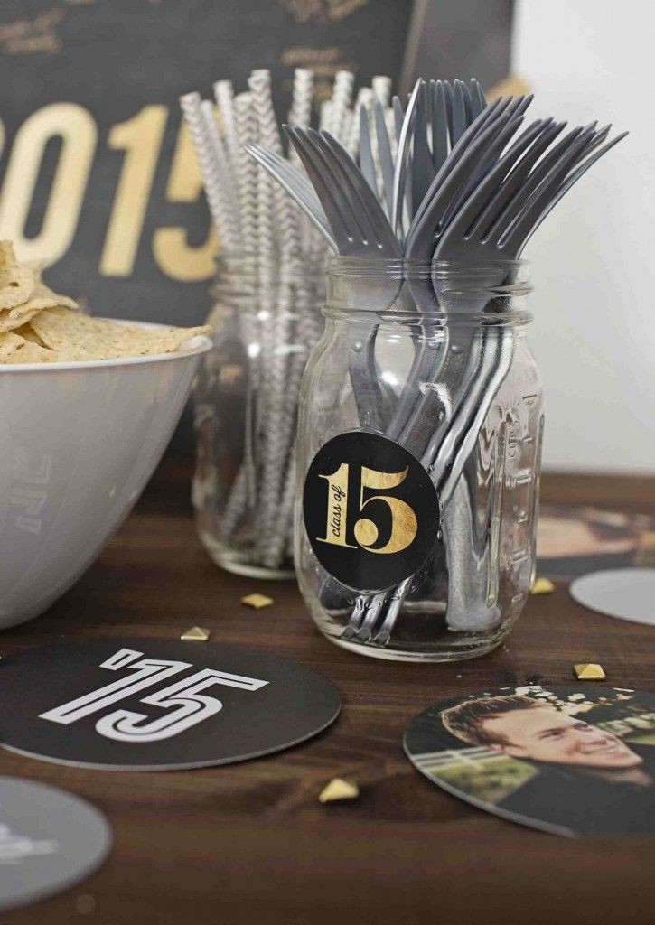 Classic graduation party ideas