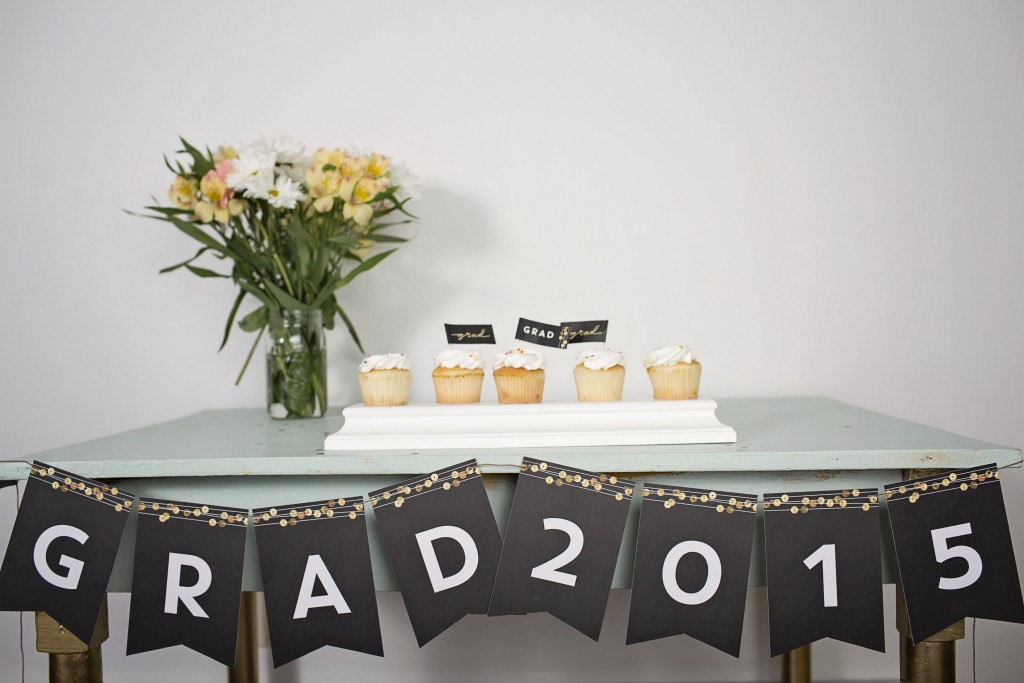 Graduation party decorating ideas